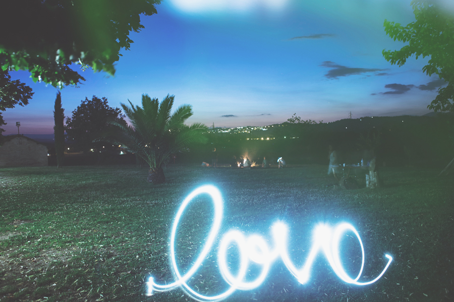 love light drawing